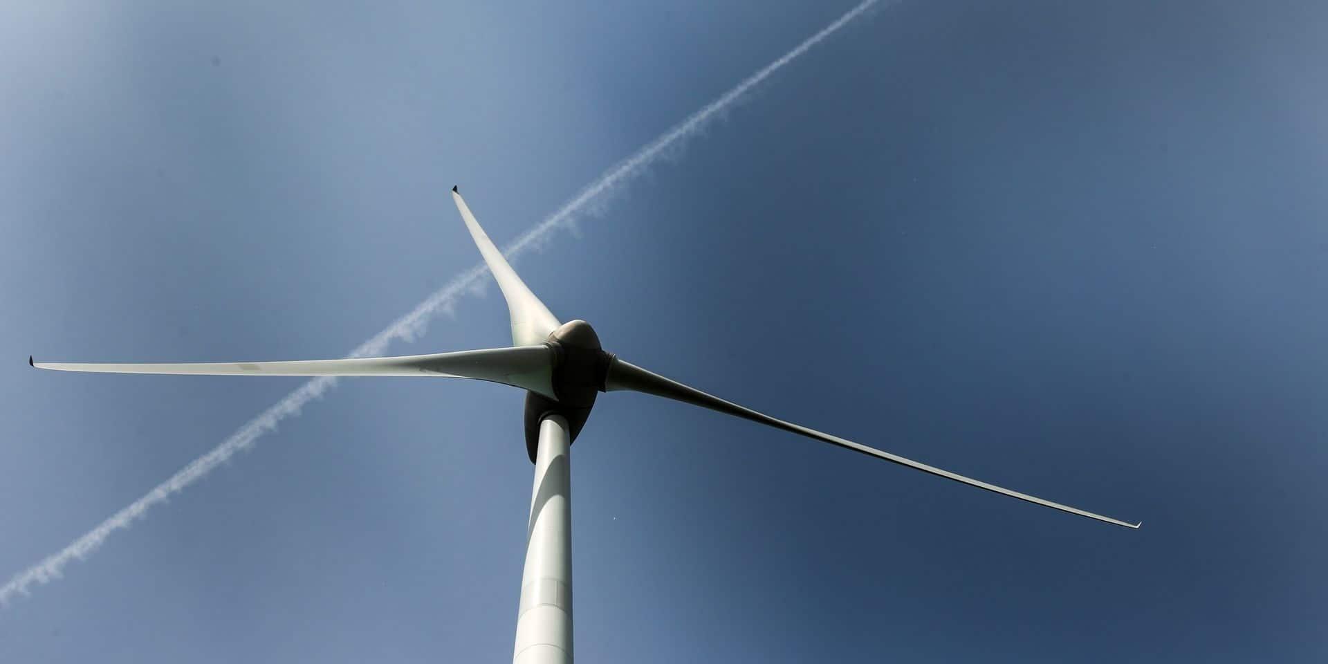 Éoliennes de Saint-Symphorien: Le collège remet un avis négatif