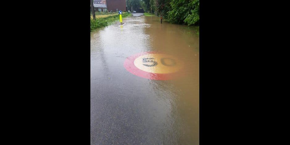 Inondations: dans la région du Centre, la solidarité s'organise