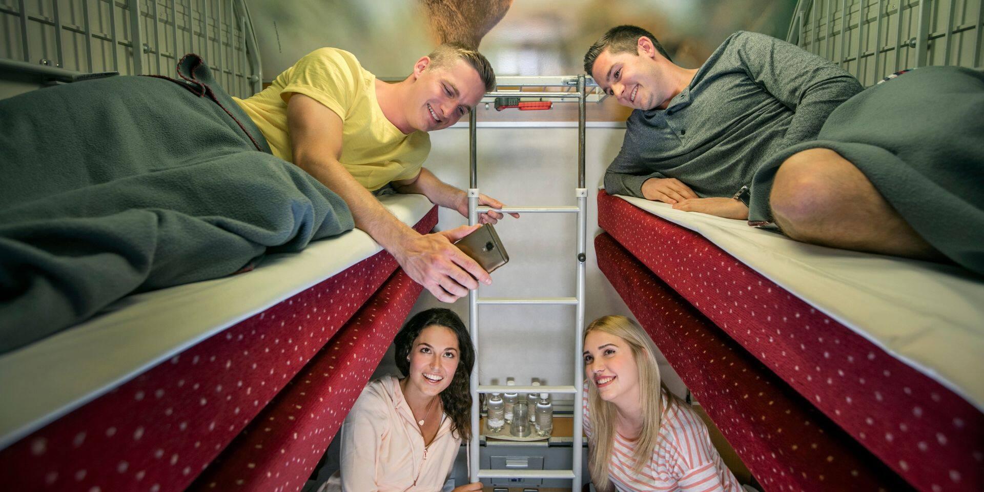 Tarifs, horaires, fréquence, confort, gain écologique: tout ce qu'il faut savoir sur le train de nuit qui relie désormais Bruxelles à Vienne