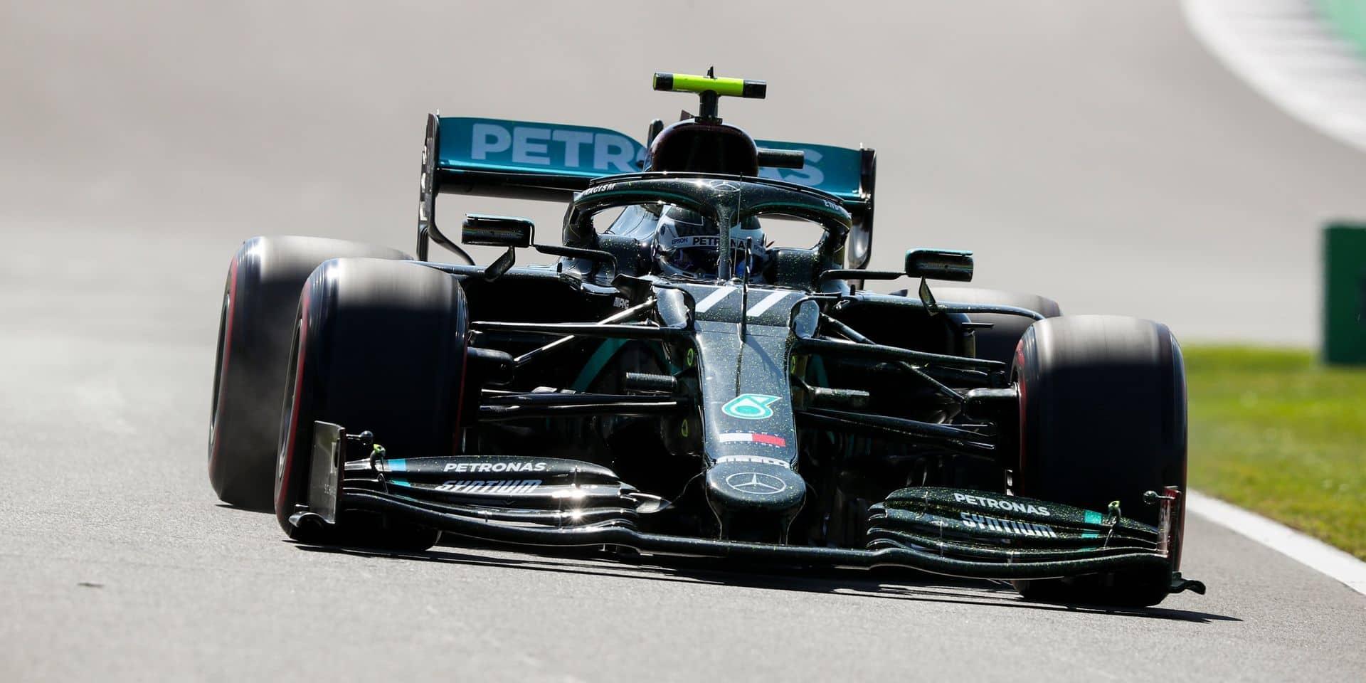 GP de Grande-Bretagne (Libres 3) : les Mercedes prennent la main avant les qualifs