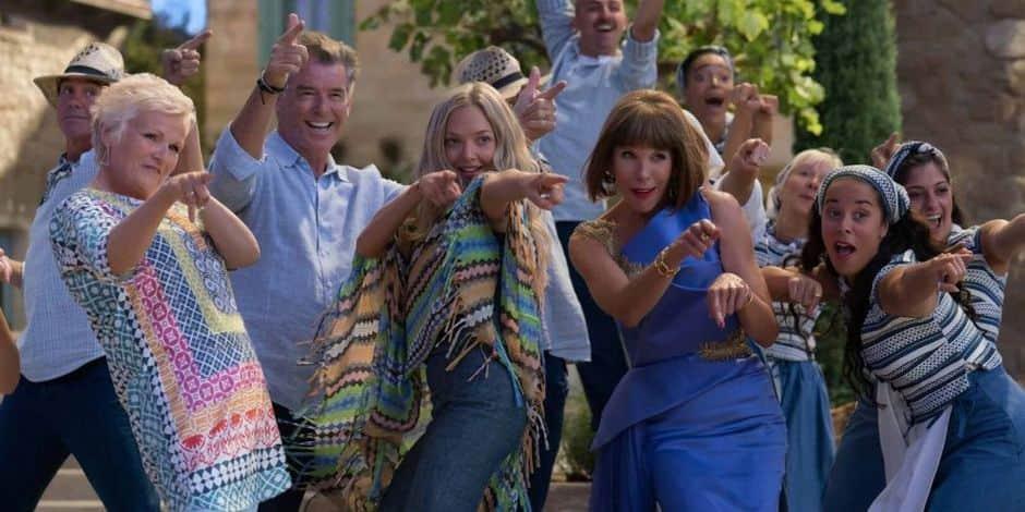 Quatre inédits d'Abba pour Mamma Mia 3 !