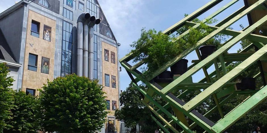 Namur : sculptures dans la ville jusqu'au 31 août
