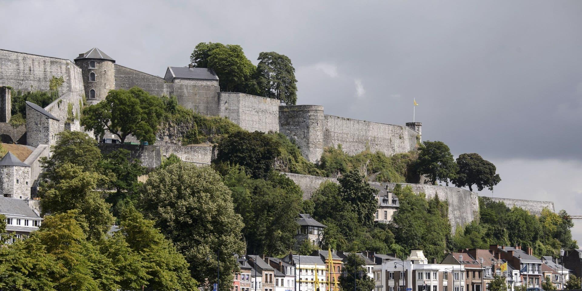 La Citadelle de Namur s'attend à une forte affluence avec la reprise des visites