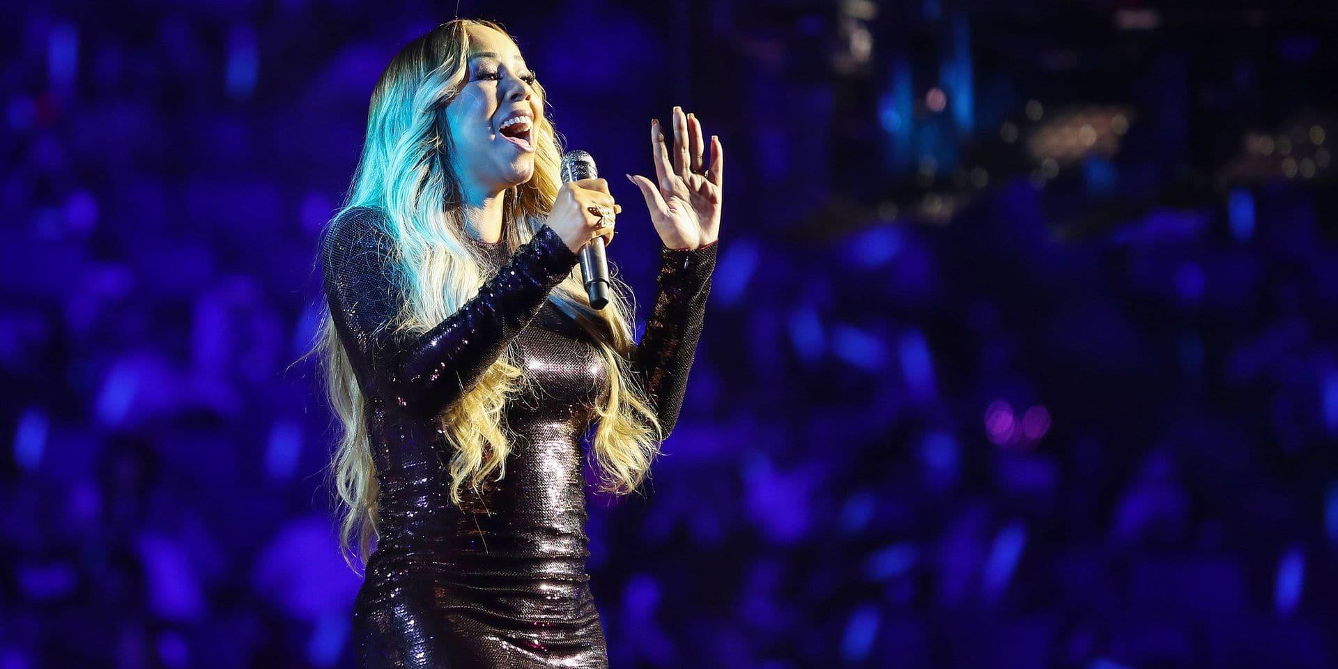 """L'icône Mariah Carey se confie à La DH : """"oui, j'ai probablement été une diva…"""""""