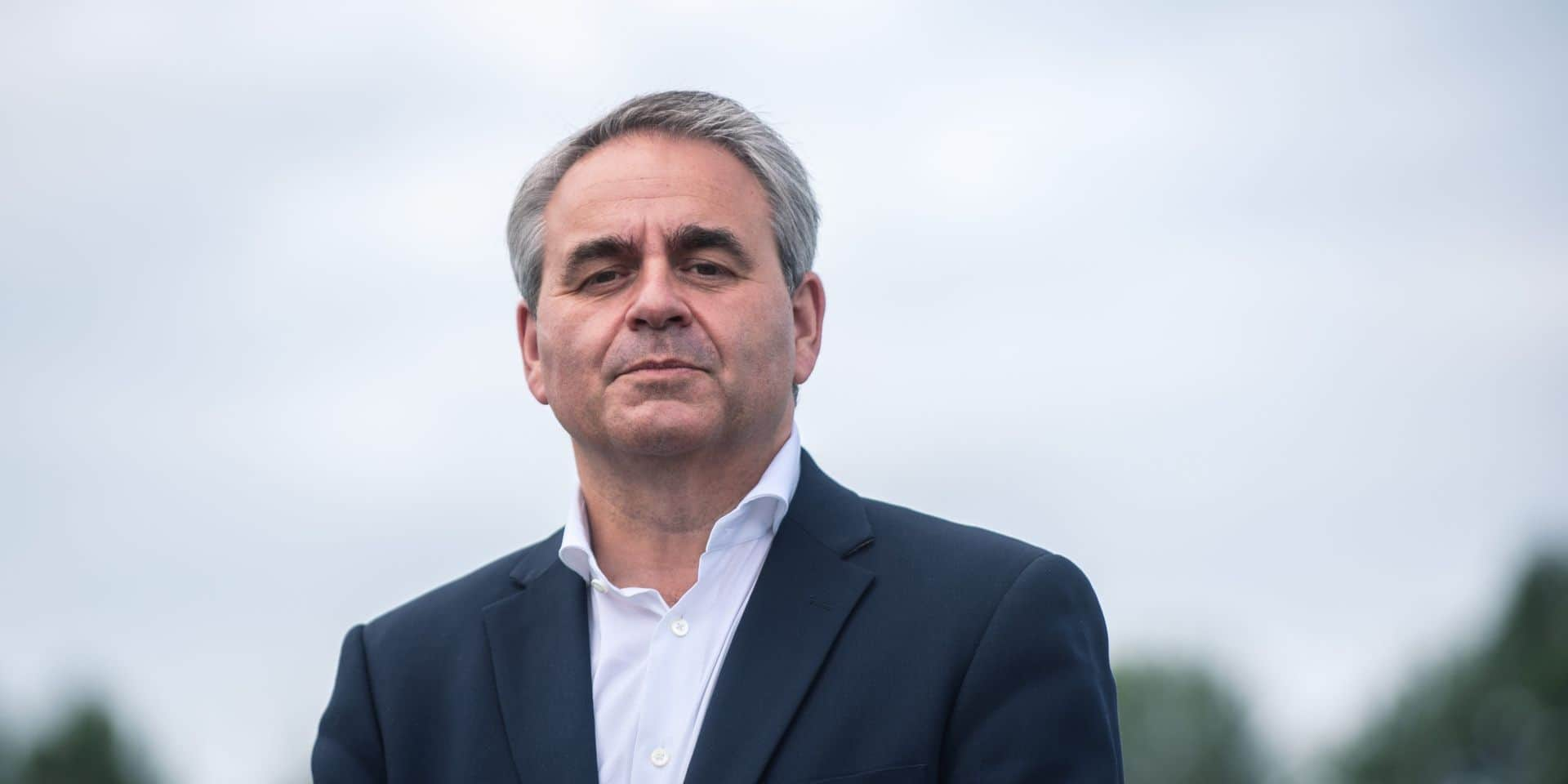 Présidentielle 2022: Xavier Bertrand annonce qu'il se soumettra au vote des militants LR