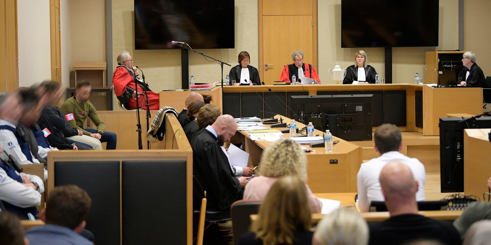 Shane Ronge condamné à la perpétuité et Brian van Geene à 25 ans de prison pour le meurtre de Hilmi Gedik