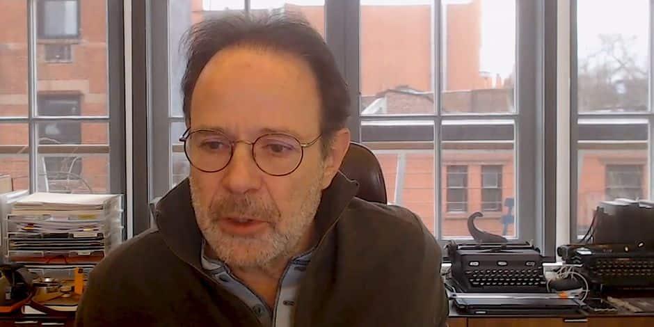 """Marc Levy : """"Je ne pensais pas que nos démocraties étaient si en danger, si attaquées"""" (PODCAST)"""