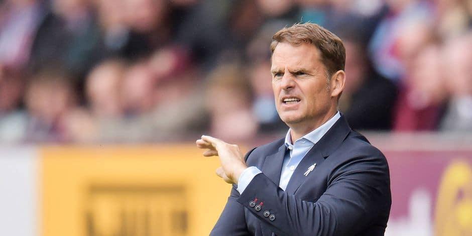Donny van de Beek forfait avec les Pays-Bas pour l'Euro 2020