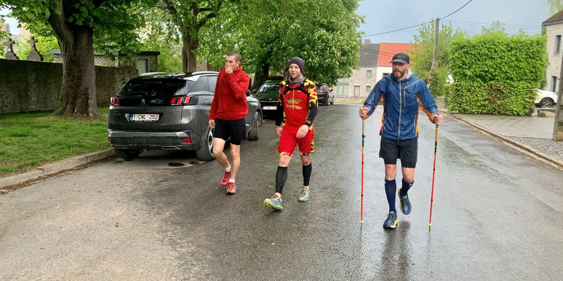 Un trail de 110km en un jour: pari tenu pour Benoît Marquet