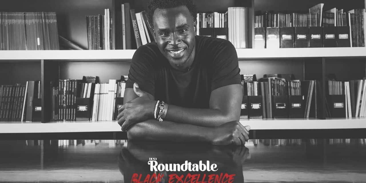 Duke Tshomba s'installe autour de la table pour contrer le racisme