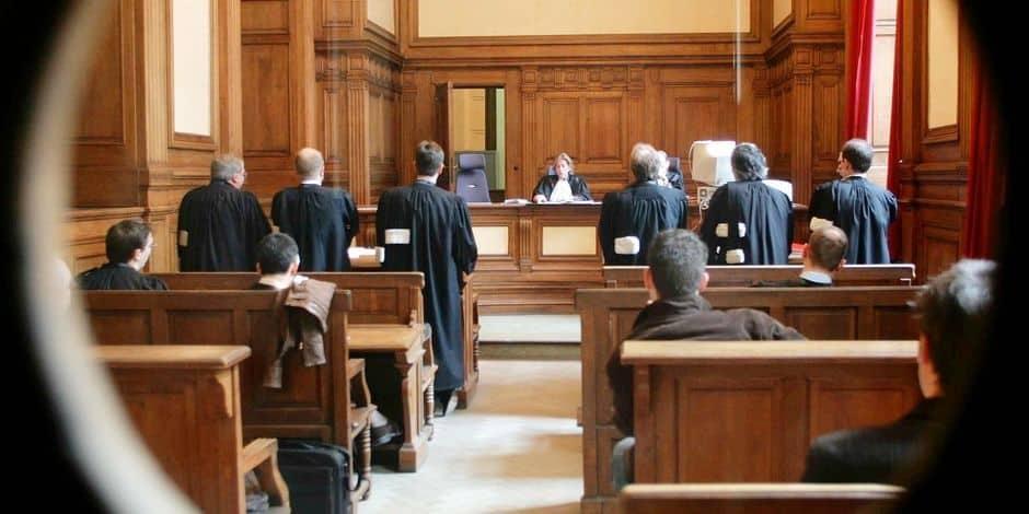 Tribunal: elle nie fouiller le domicile de Jean-Luc
