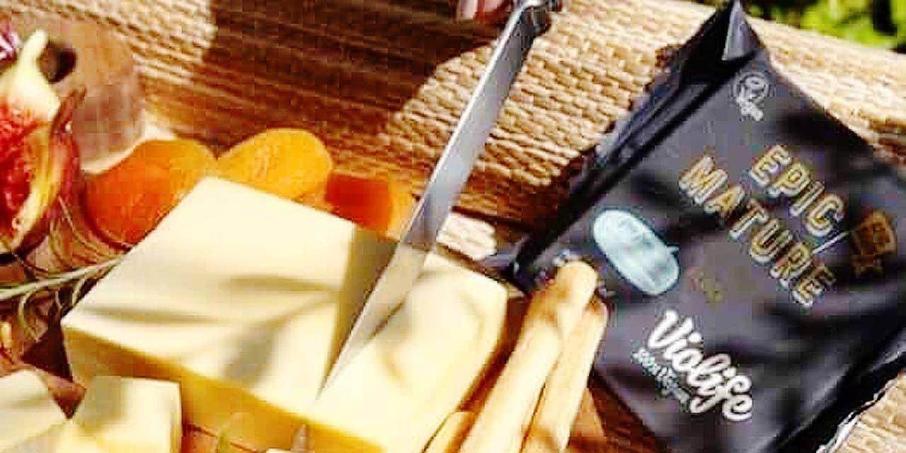 """Enfin des alternatives végétaliennes au fromage: """"Le dernier produit du rayon crémerie qui n'a pas encore pris le tournant végétalien"""""""