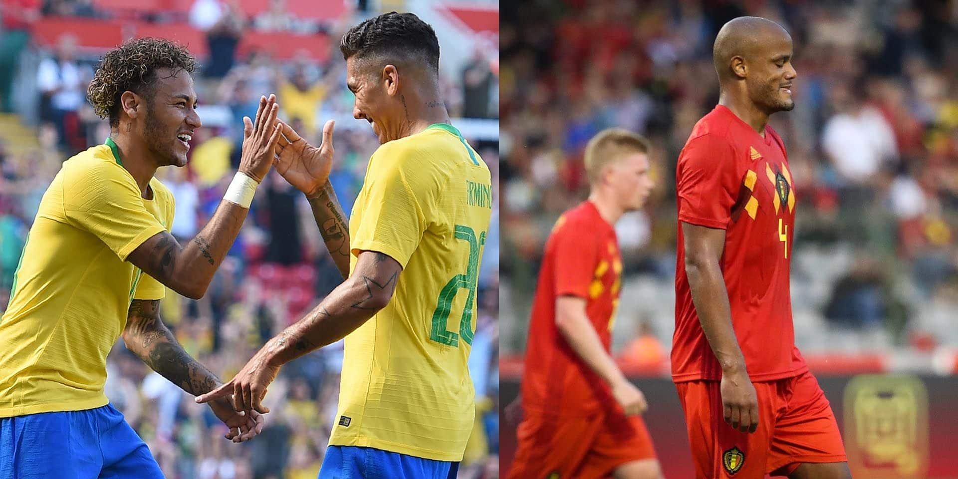 Emmanuel Petit mise sur une finale Brésil - Belgique !