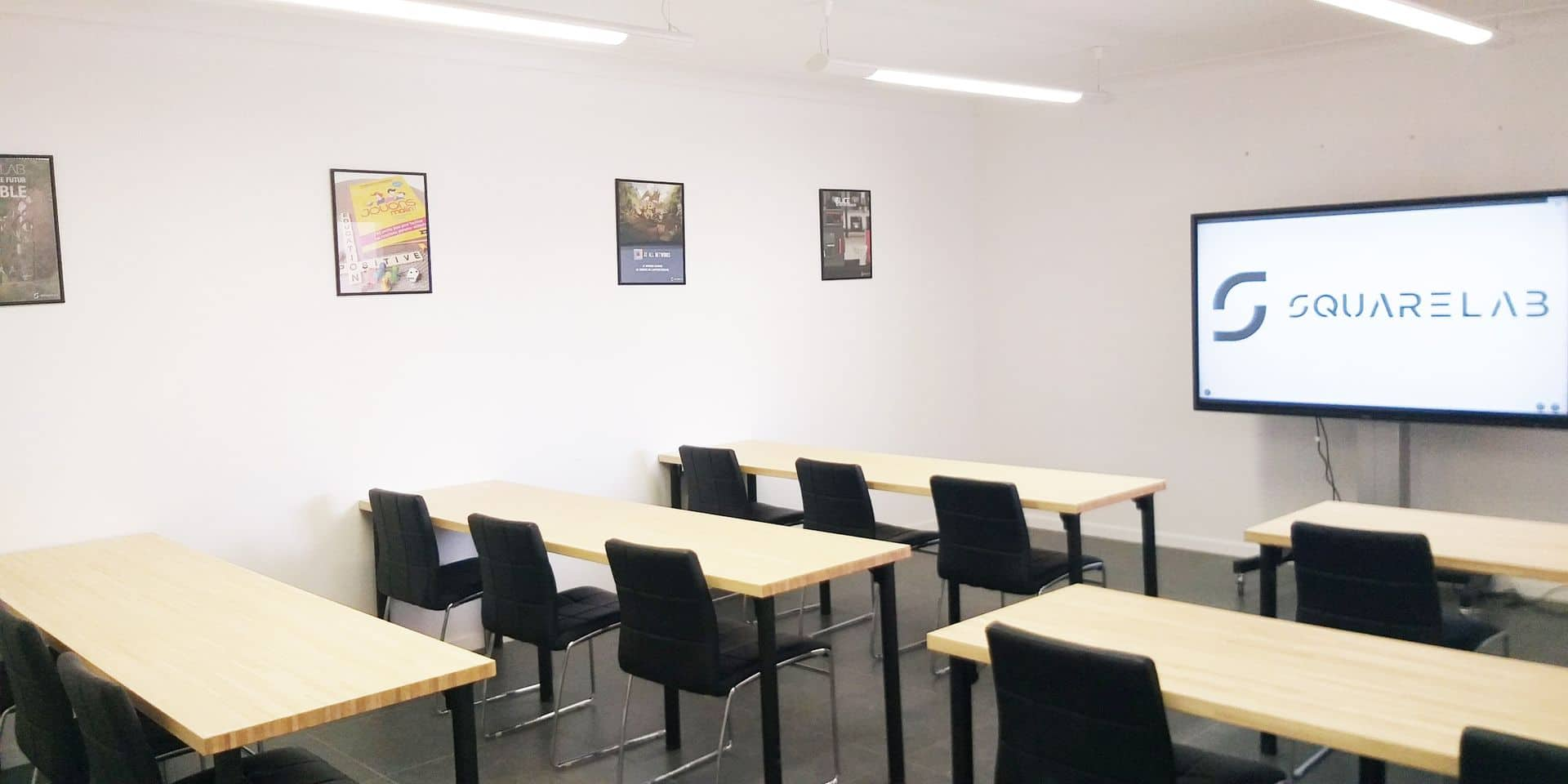 Le Squarelab de Gembloux, un pôle de compétences orienté digital et innovation ouvrira bientôt ses portes