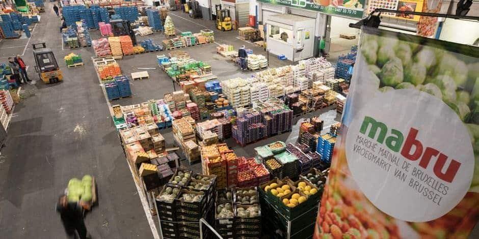 """De la cocaïne retrouvée dans des palettes de bananes vendues au Marché Matinal de Bruxelles : """"Comme dans les films !"""""""