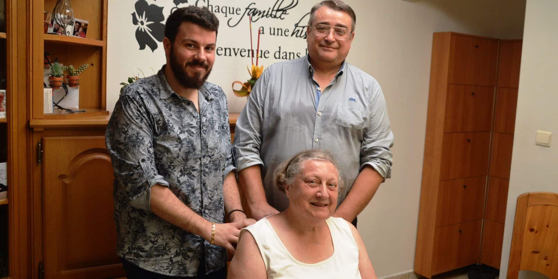 Ici aux côtés de Saverio Ciavarella et de Martine Marichal, Joël Pleyiers revient au CPAS, mais pas dans le même rôle.