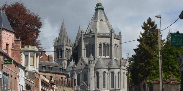 Bon-Secours : 2,5 millions pour la basilique - La DH