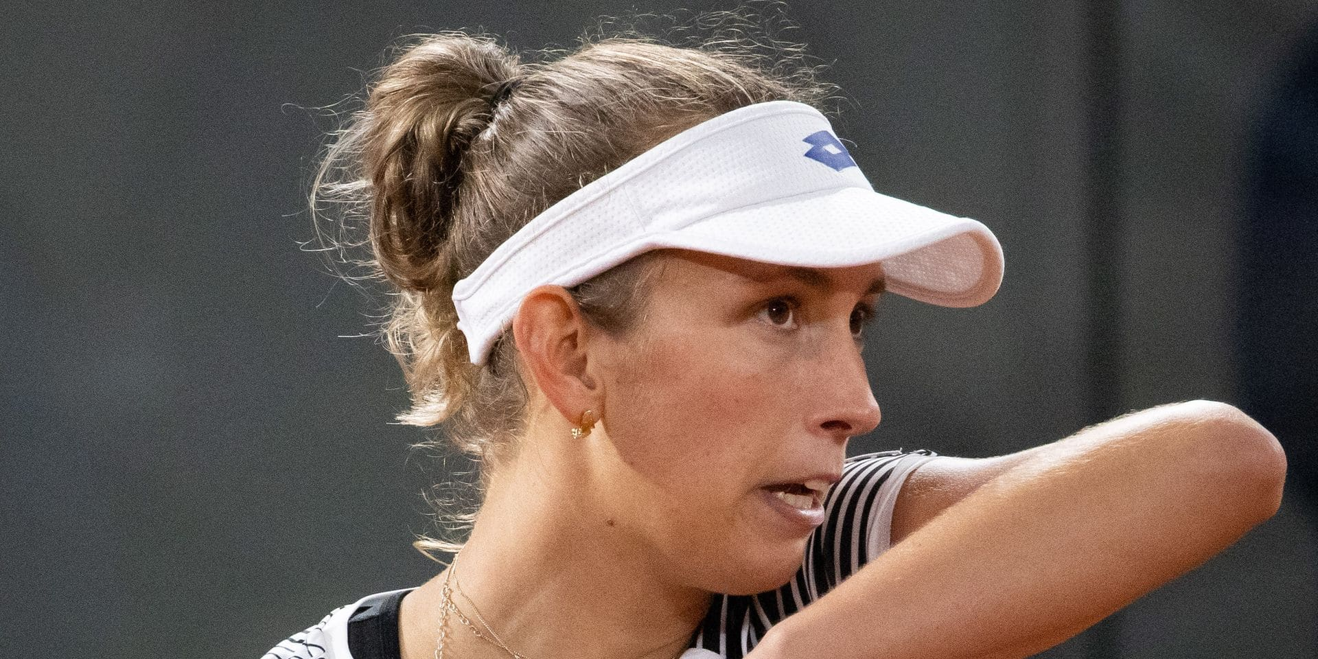 WTA Ostrava: Elise Mertens rejoint le 2e tour du simple