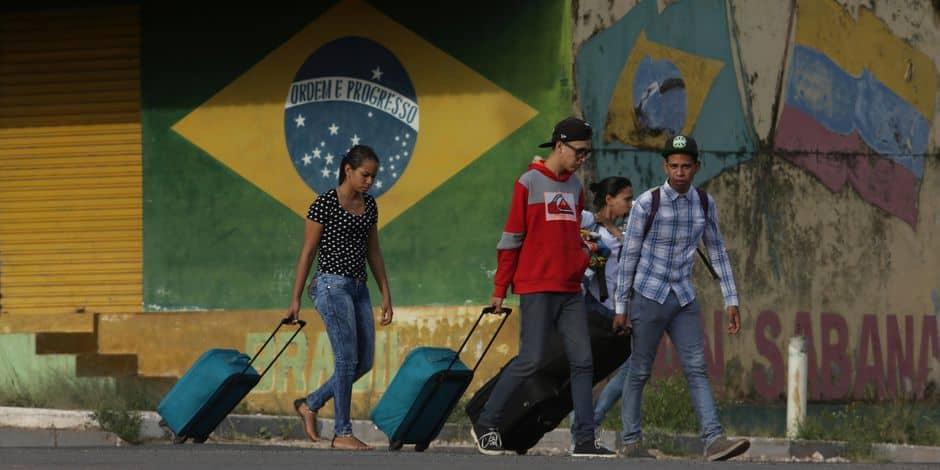 Les migrants vénézuéliens pris pour cible — Brésil