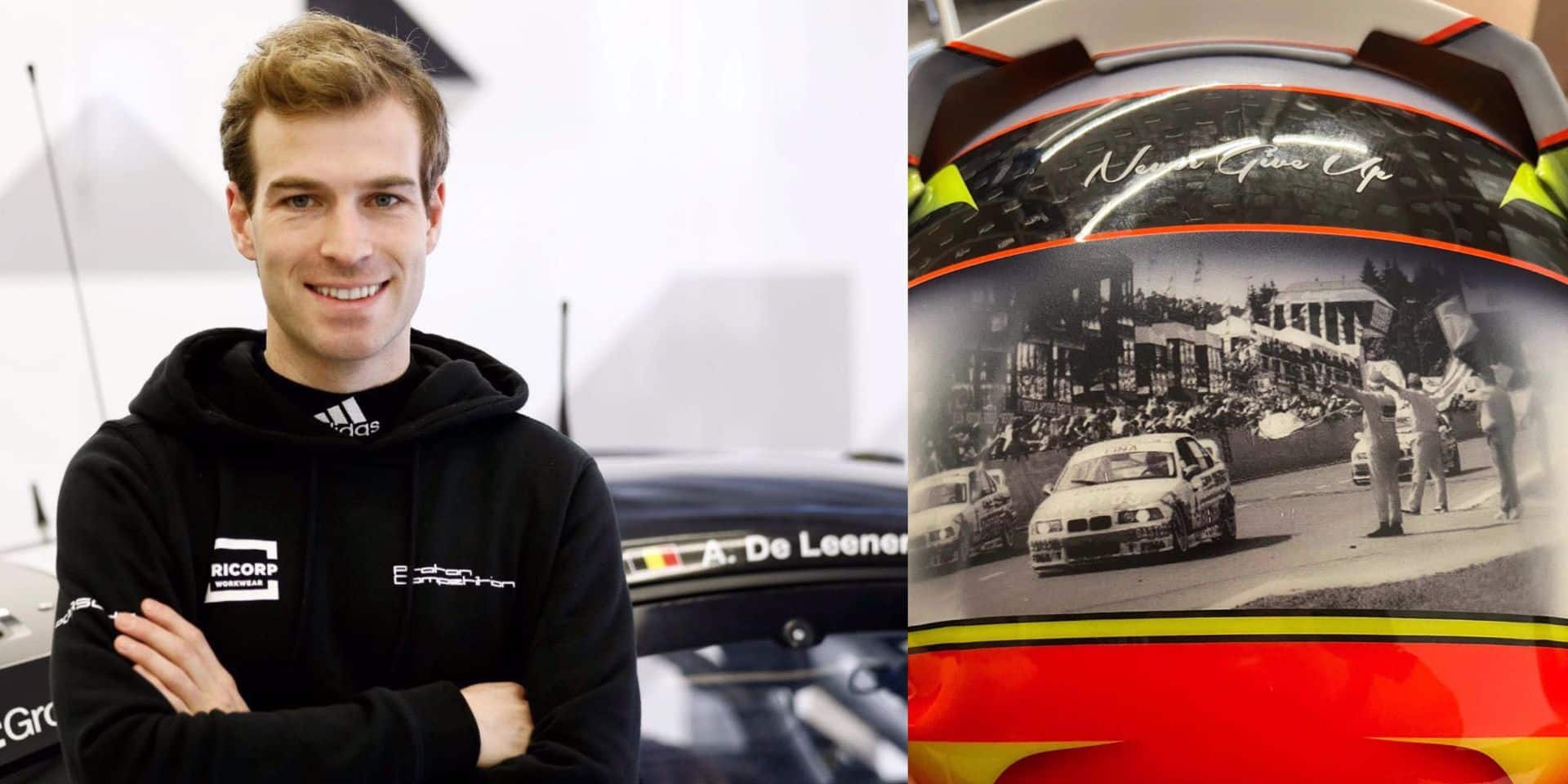 """24H du Mans, Adrien De Leener : """"Le Mans, le rêve qu'on n'osait même pas avoir..."""""""