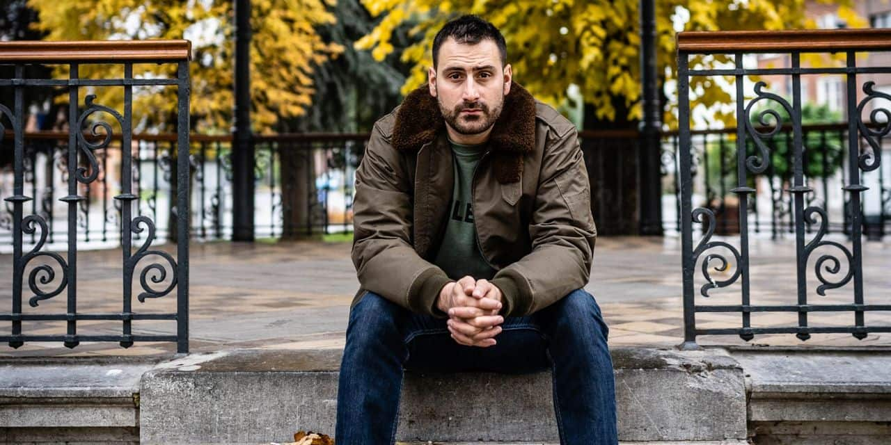 Soignies: le rappeur Melfiano dévoile son nouveau disque