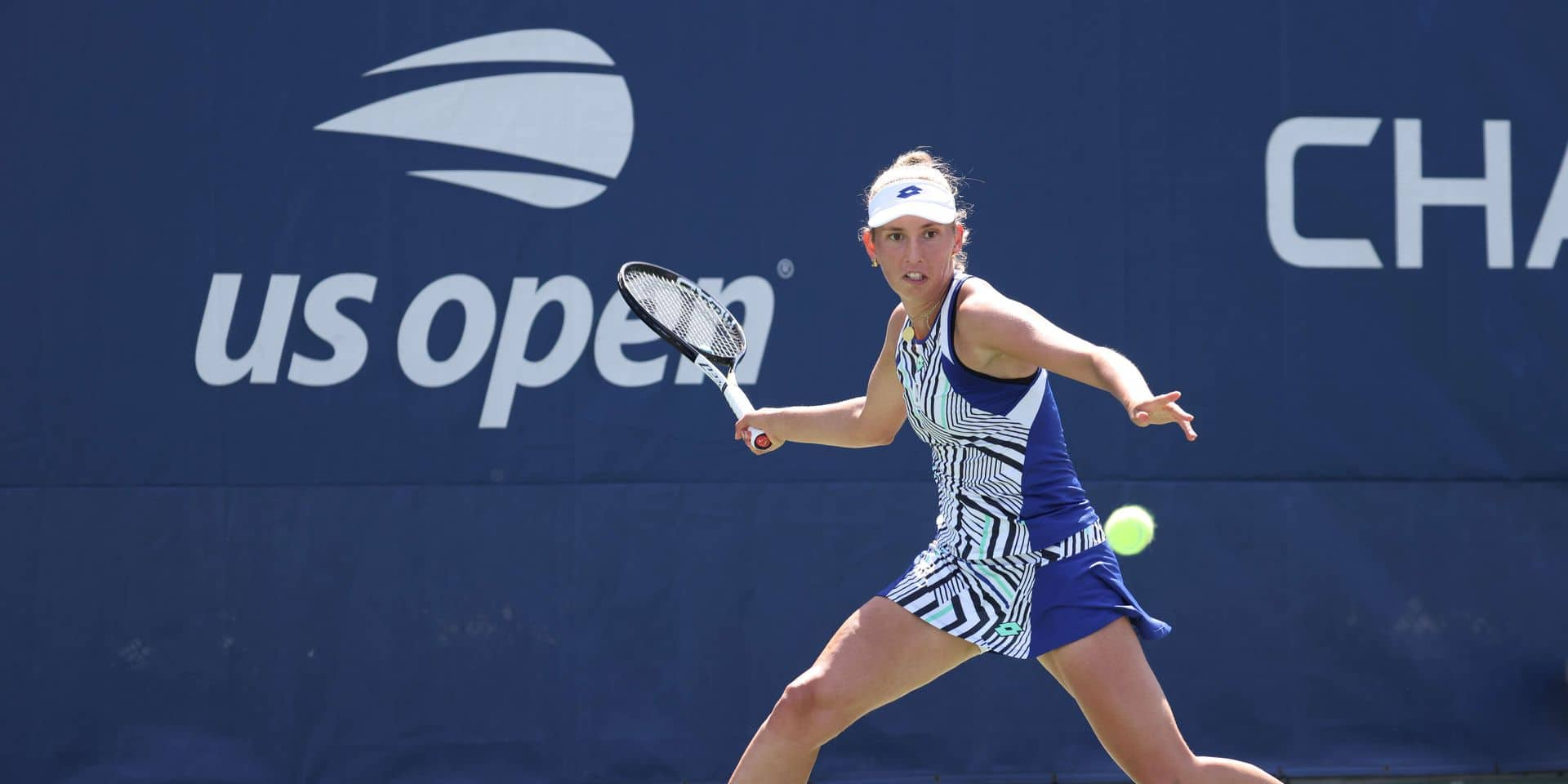 US Open: Elise Mertens et Aryna Sabalenka éliminées en quarts de finale du double dames