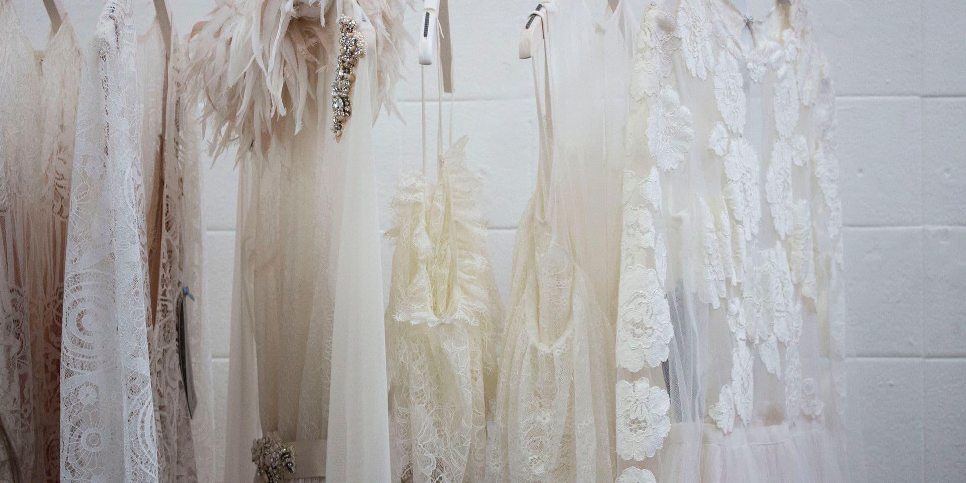 La robe de mariée en seconde main, la nouvelle tendance !