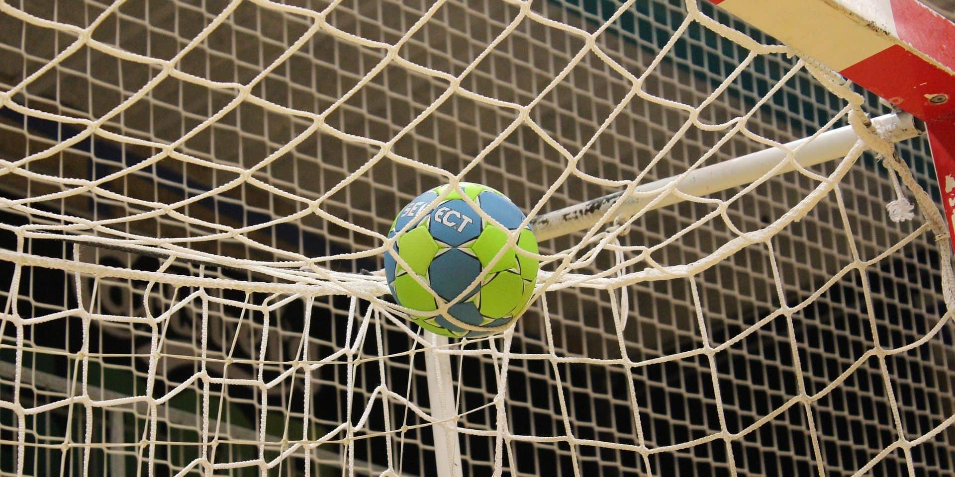 Handball: la saison en Belgique reprendra fin janvier sous une autre forme