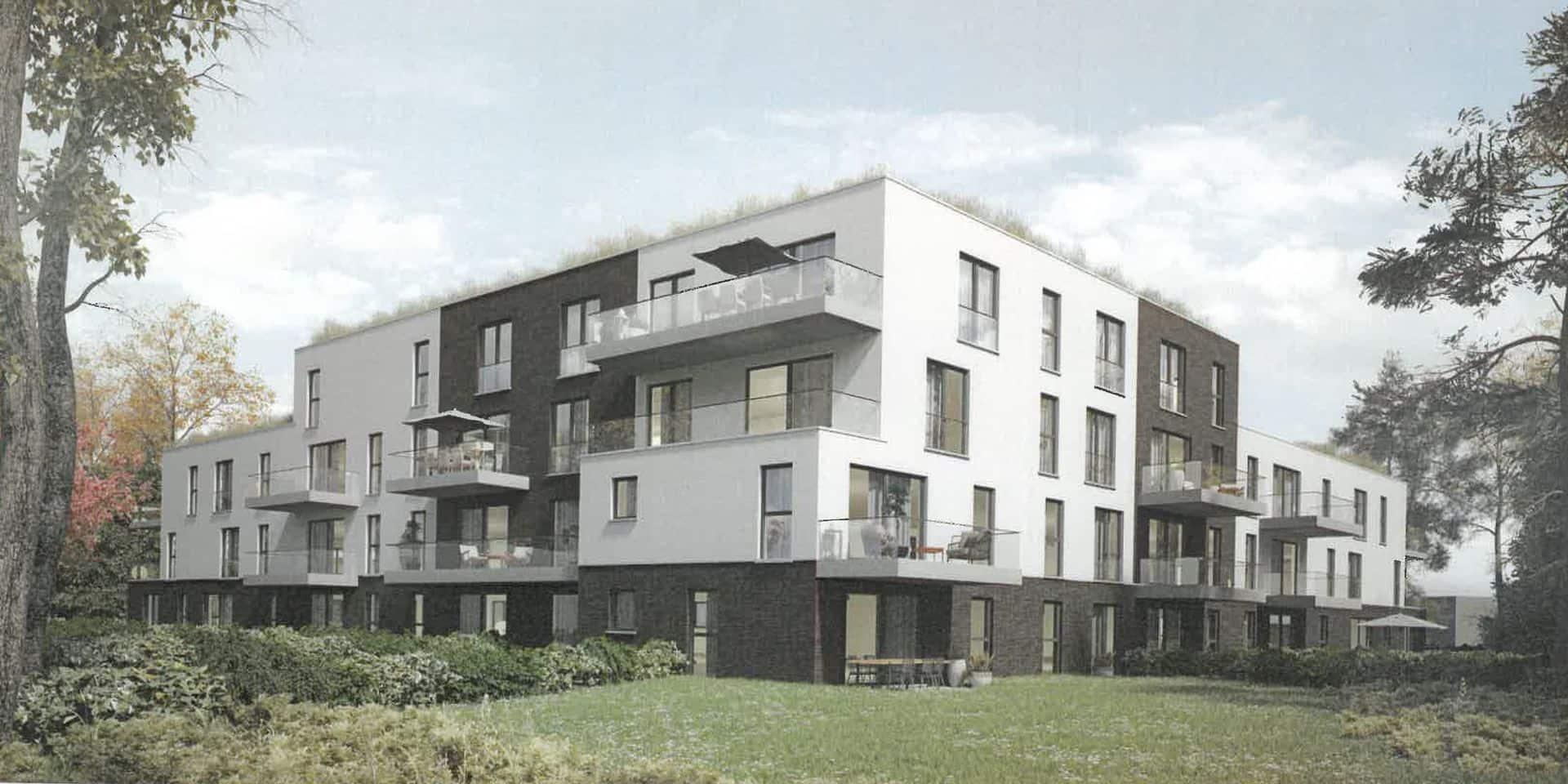 Permis octroyé pour 44 nouveaux logements à Rocourt