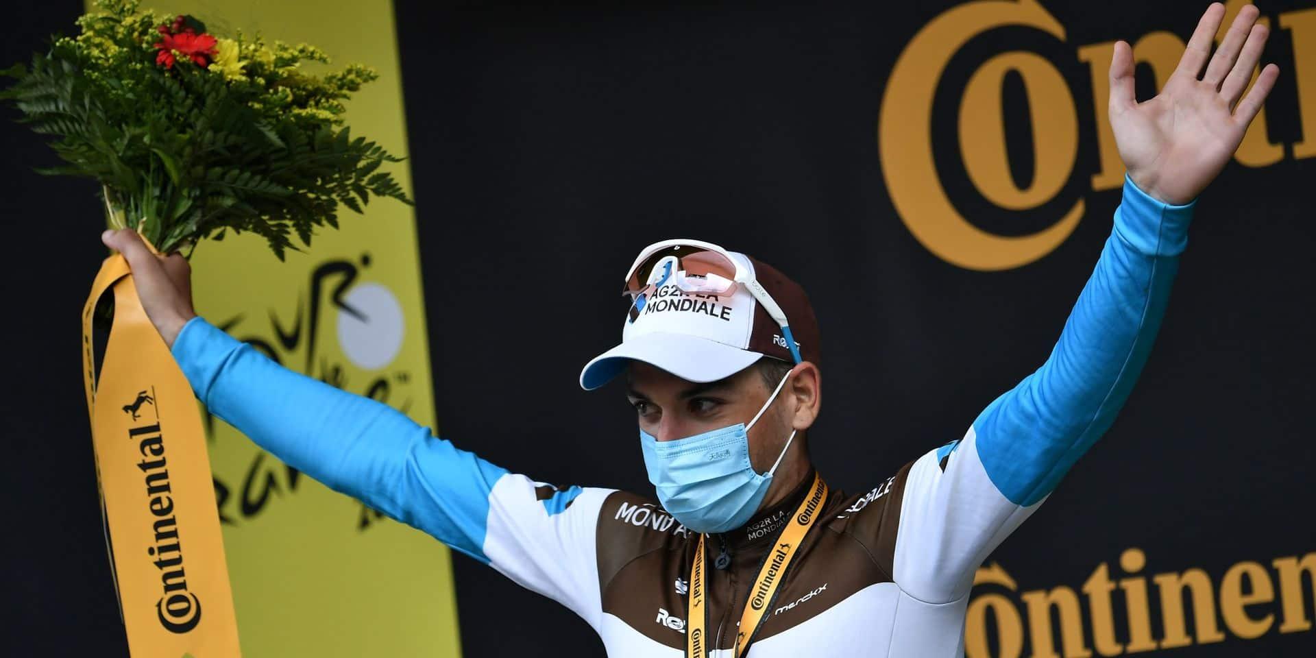 Après le Giro, le Tour: Nans Peters, l'homme des premières