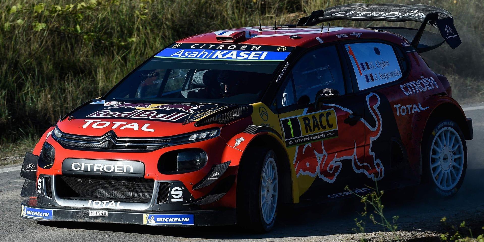 Seb Ogier en partance chez Toyota, Citroën se retire du WRC immédiatement