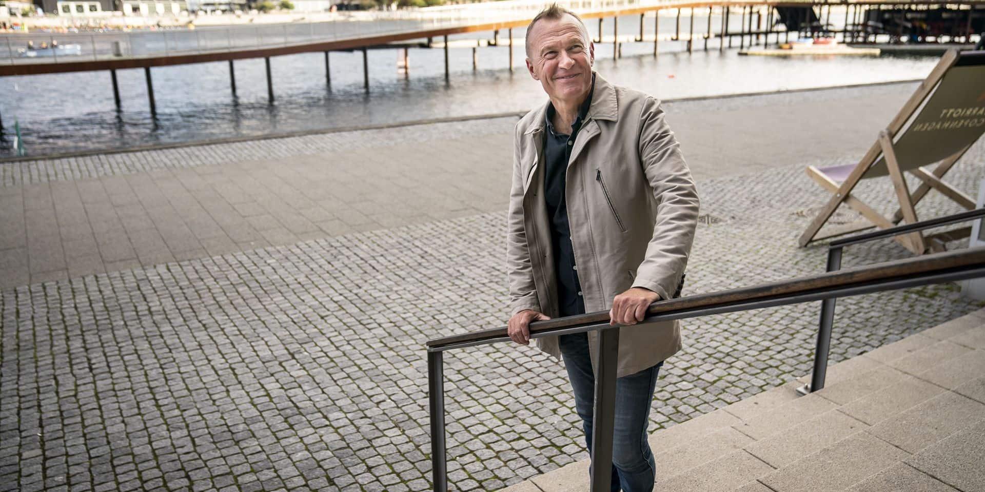 """Le Danois et ex-Anderlechtois Per Frimann revient sur ses plus belles années: """"Merckx m'a offert un vélo quand le mien a été volé"""""""