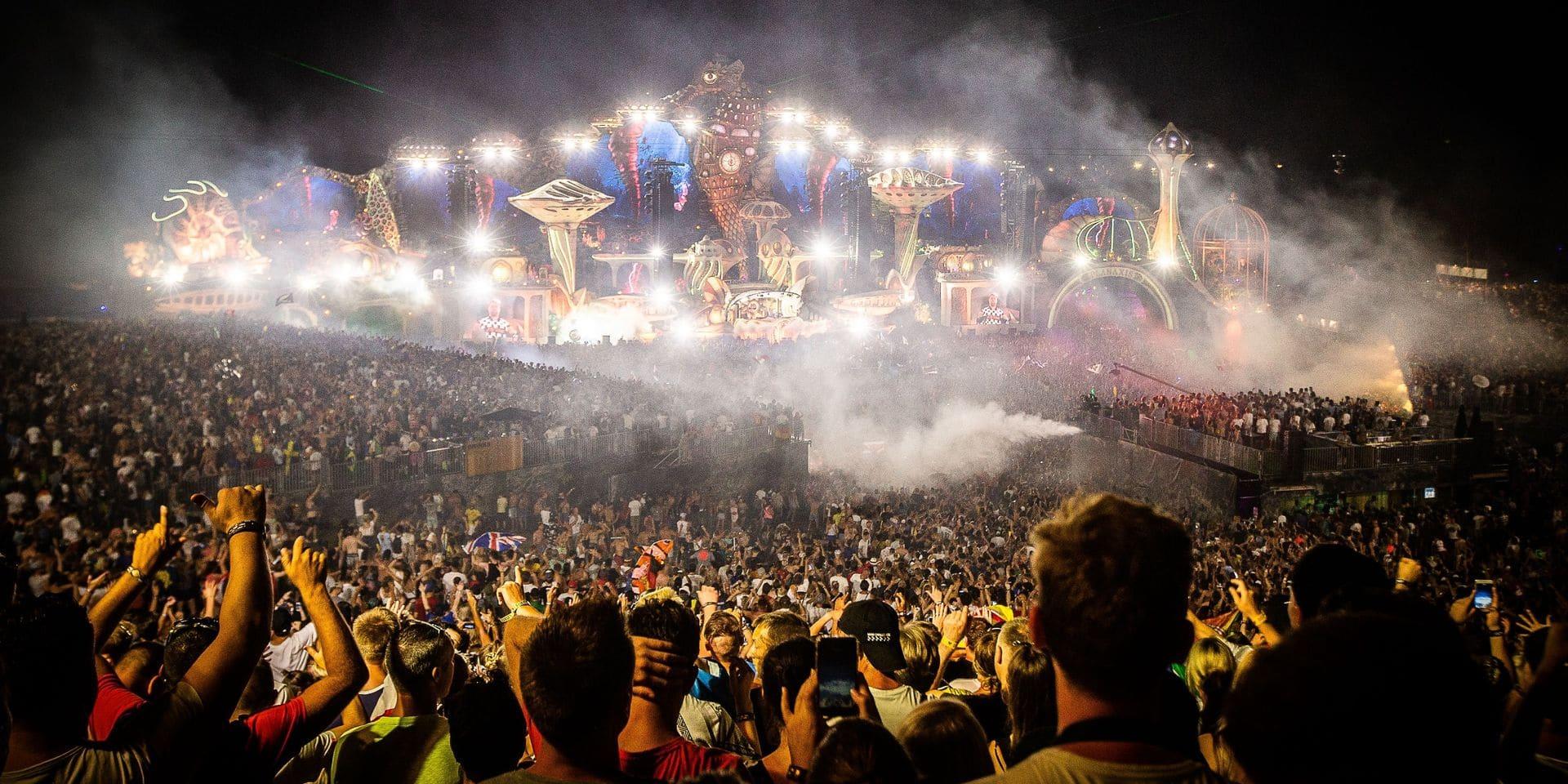 Les derniers tickets pour Tomorrowland partent comme des petits pains