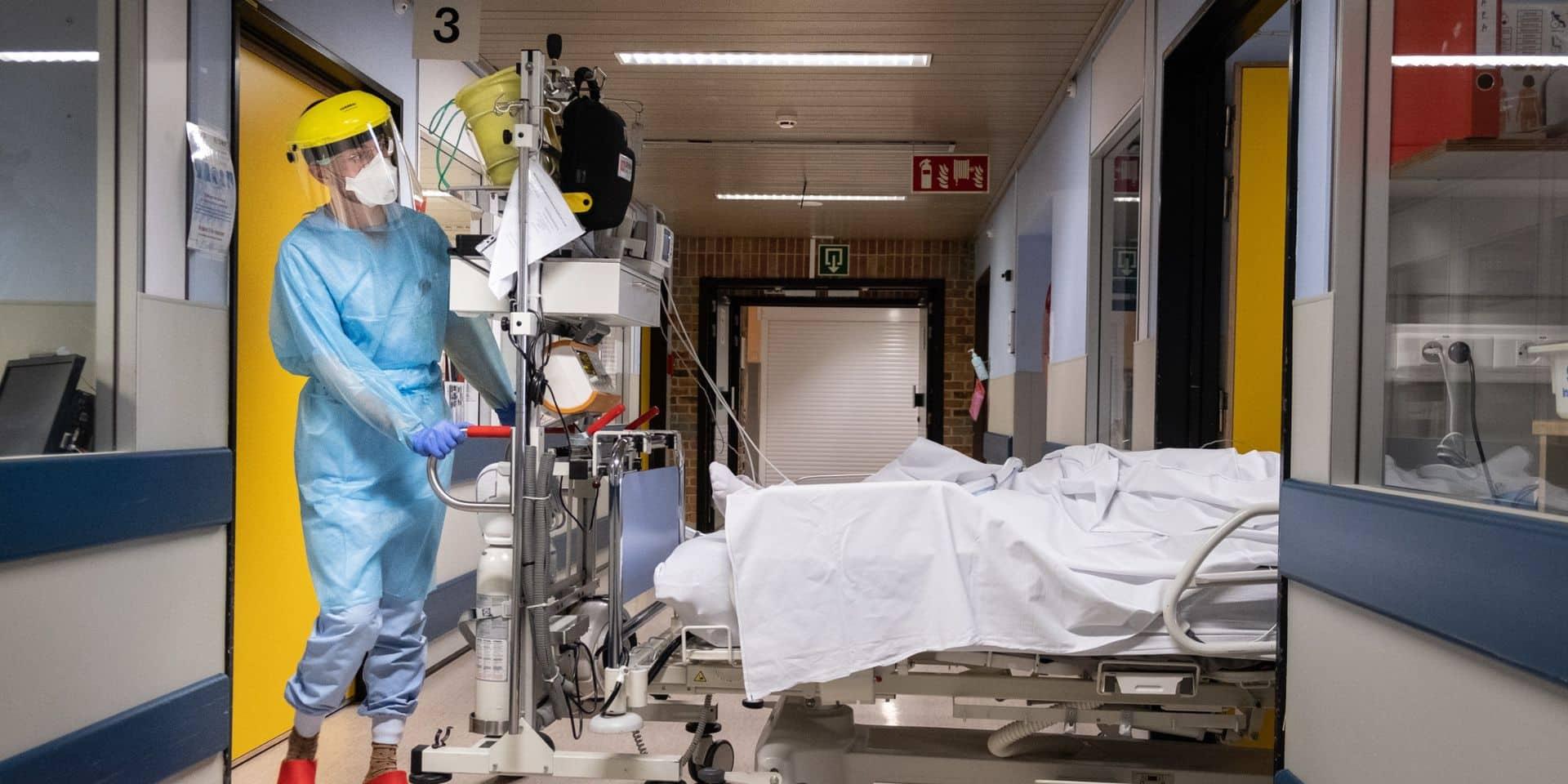 Coronavirus en Belgique: moins de 700 patients sont hospitalisés pour le Covid-19 en Belgique