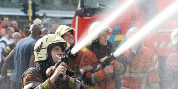 Molenbeek : Un incendie de cuisine rue du niveau - La DH
