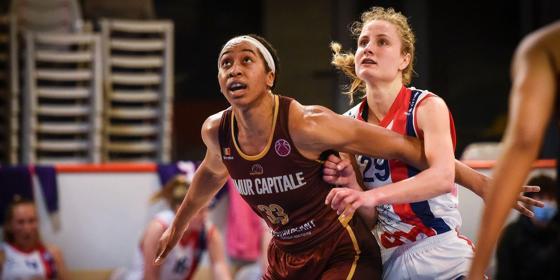 Basket: Namur accueillera SKW dès vendredi en demi-finale des playoffs