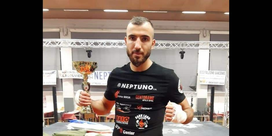 Kick-Boxing : la revanche du Lion Salvatore Scaletta