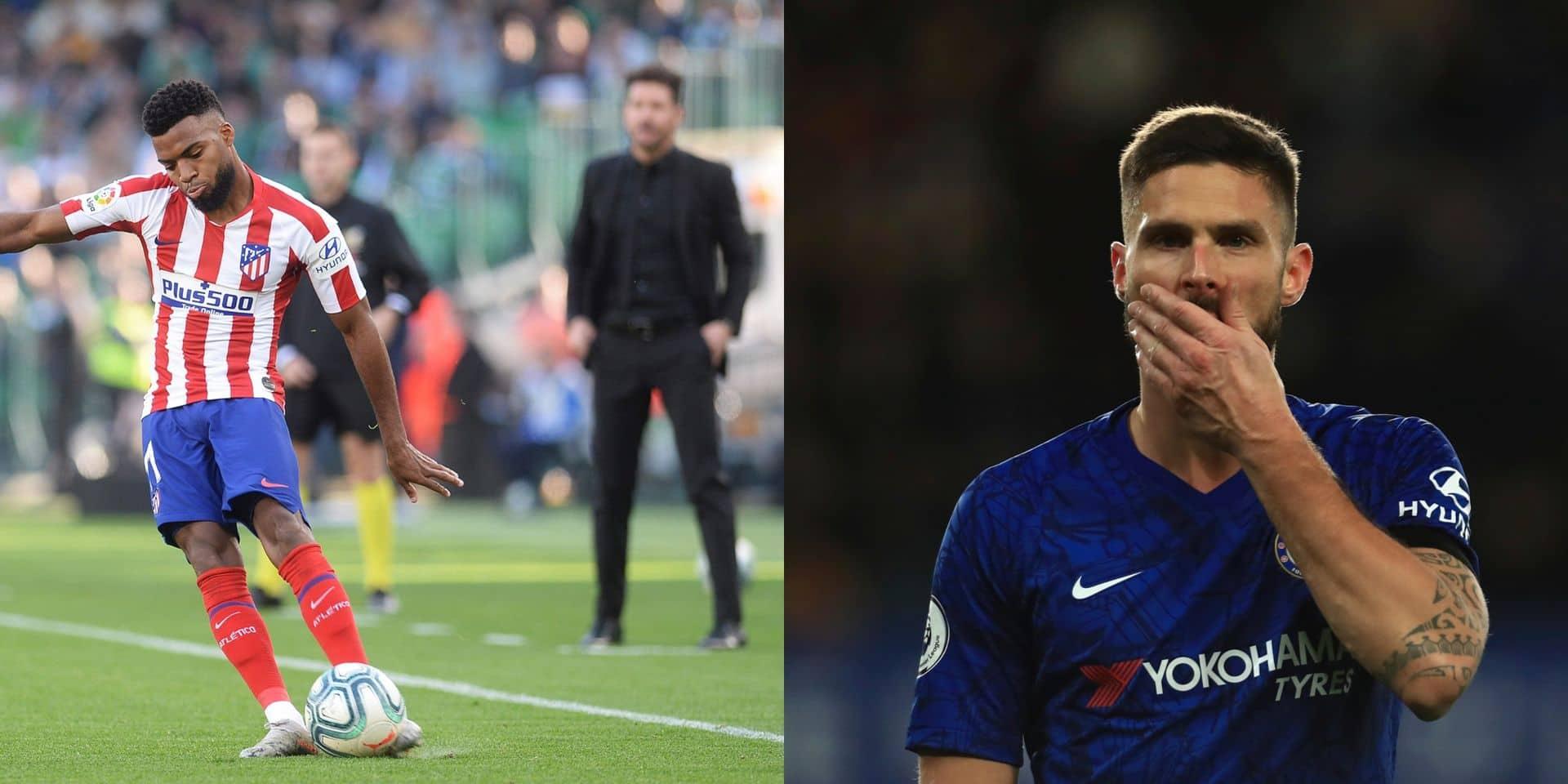 Journal du mercato (03/01): le Club Bruges s'offre un nouvel attaquant, Giroud condamné à rester à Chelsea?