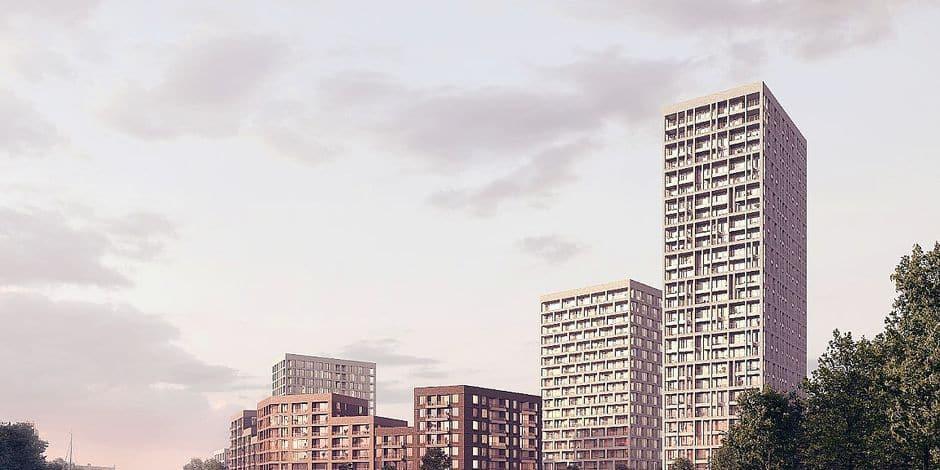 Urbanisme : neuf gros projets immobilier bruxellois doivent reprendre à zéro à cause de l'arrêt de la Cour constitutionnelle