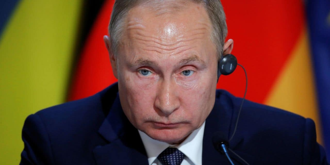 """Le chamane sibérien voulait """"bannir le démon"""" Vladimir Poutine: il a été de nouveau arrêté !"""