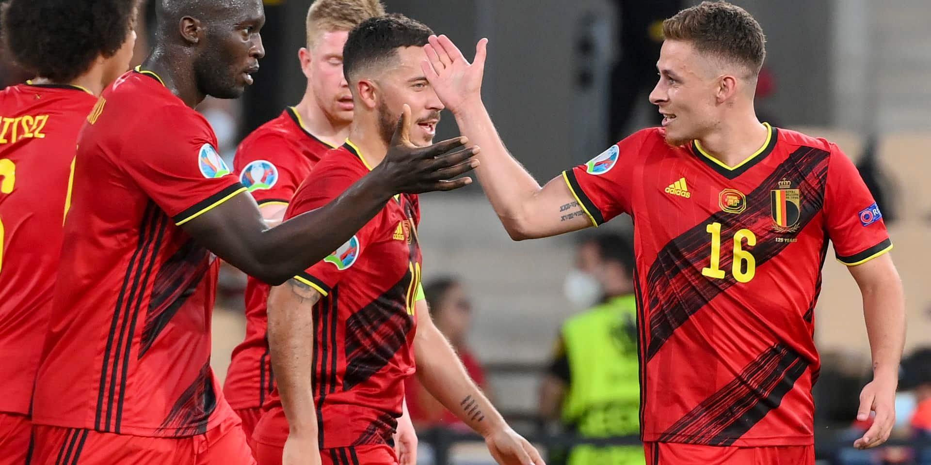 """""""Tellement fier"""", """"Enorme victoire"""",""""Personnalité et résilience"""", """"Je t'aime"""" : les Diables réagissent à la victoire contre le Portugal"""