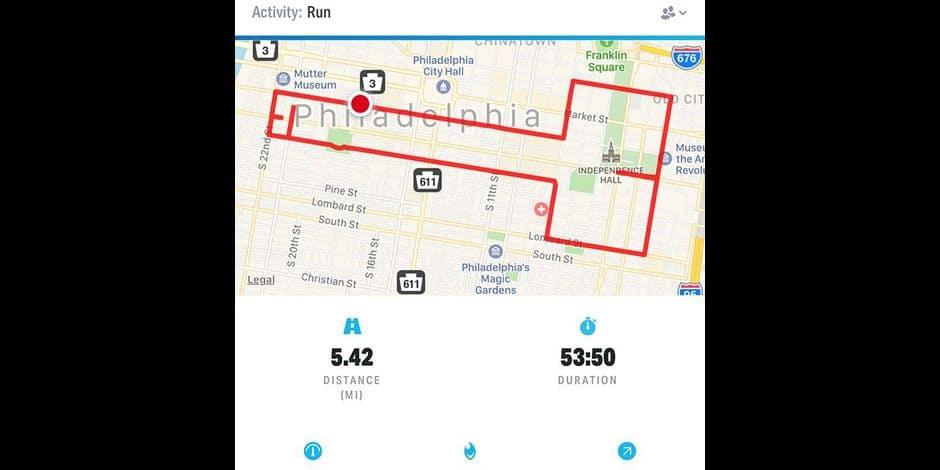 """GPS Drawing ou quand les runners se muent en """"artistes"""": """"Je ne cours plus qu'en dessinant des phallus"""""""