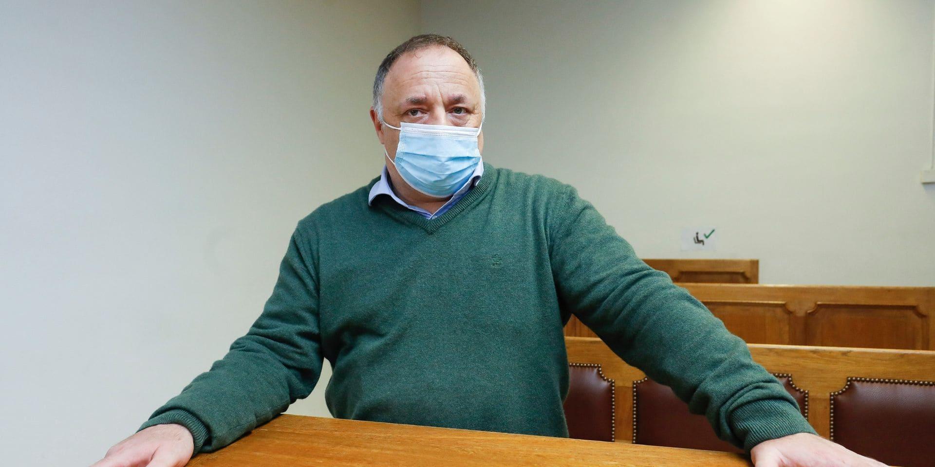 Le variant britannique concerne une minorité des contaminations en Belgique mais cela peut rapidement augmenter, avertit Van Ranst