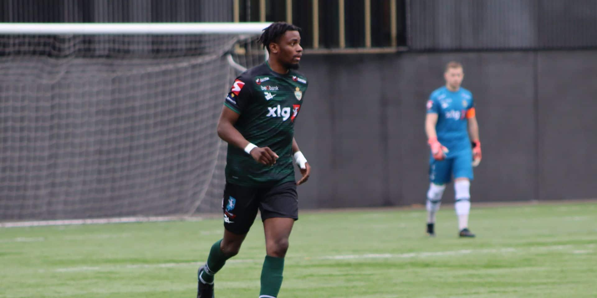 """Brandon Nsingi : """"Ce n'est pas un problème avec le coach"""""""