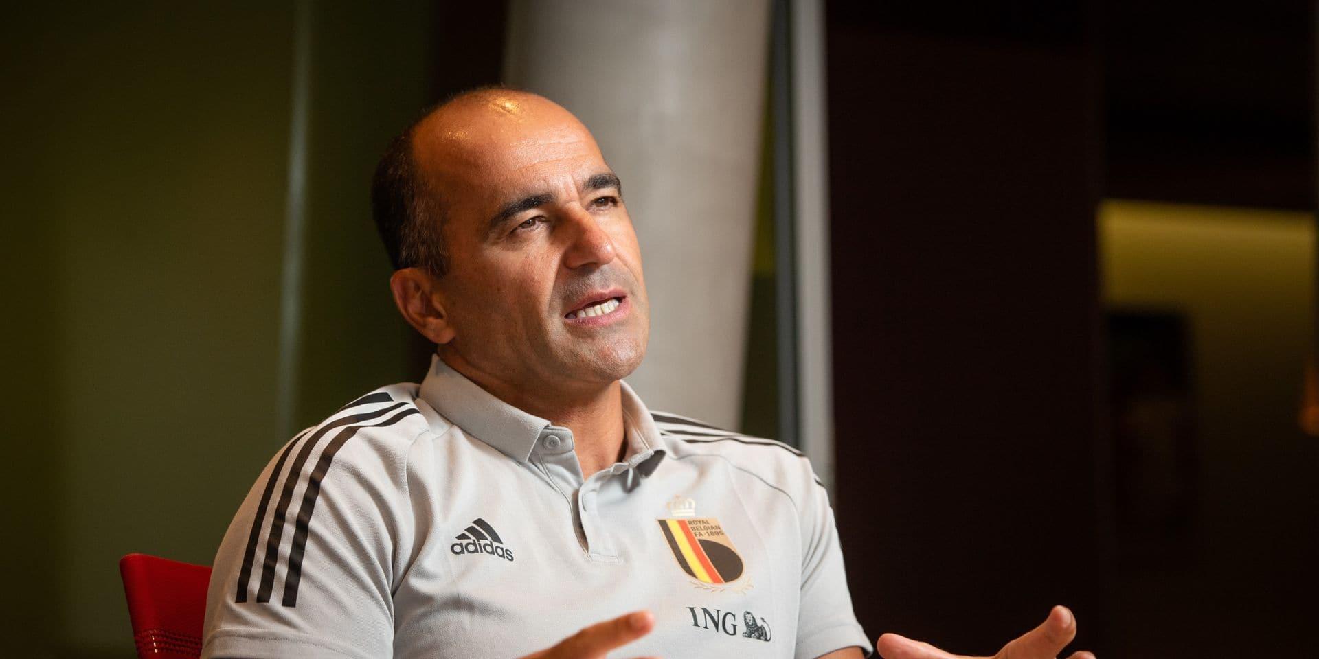"""Roberto Martinez porte voix de la FIFA pour sensibiliser sur la santé mentale: """"un problème qui nous concerne tous"""""""