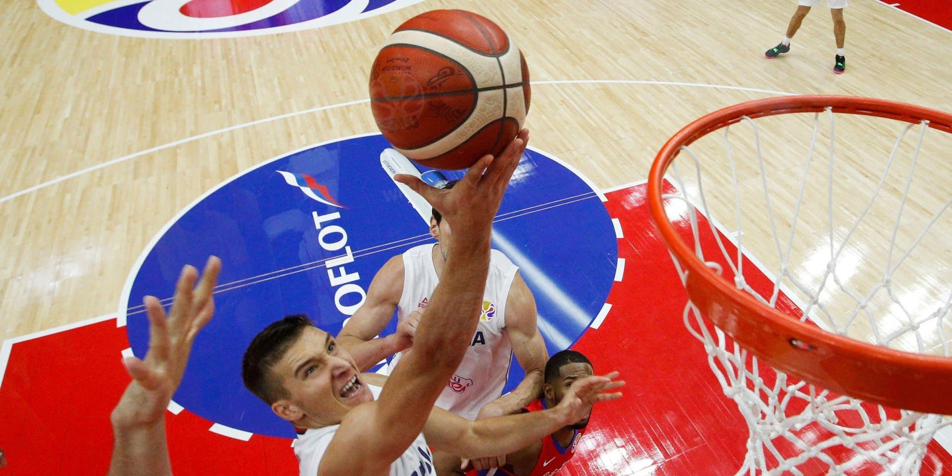 Coupe du monde de basket - Serbie, Espagne, Pologne et Argentine filent en quarts