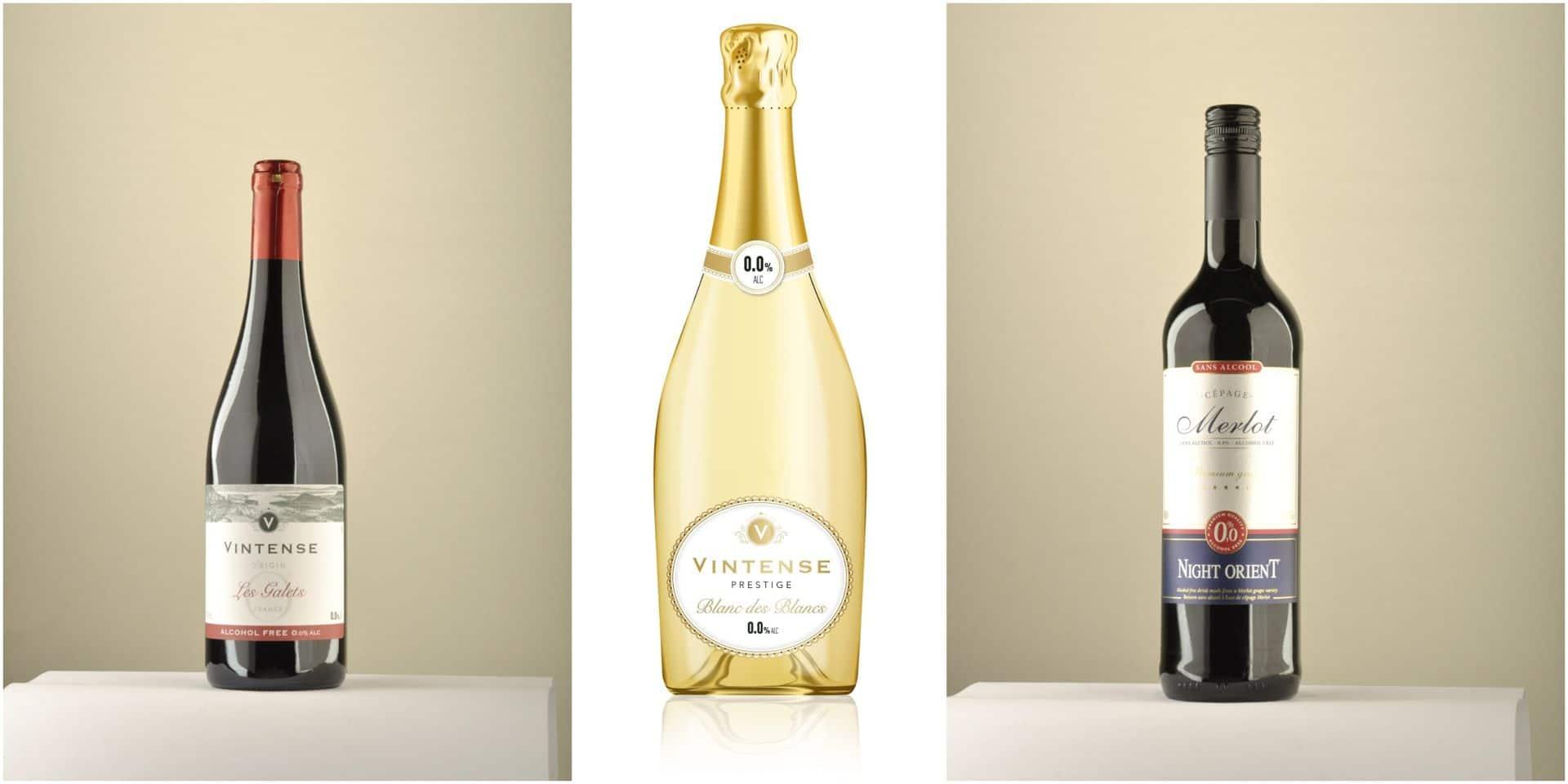 Petit tour du côté des vins sans alcool: une offre assez limitée