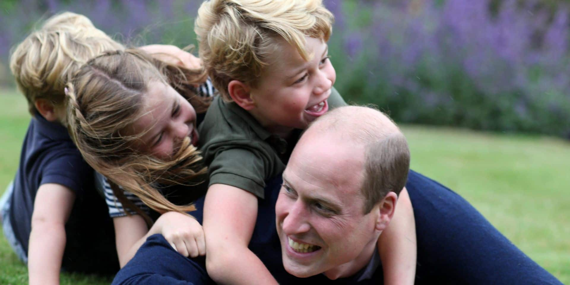 Le prince George va s'initier à une incontournable tradition chez Elizabeth II