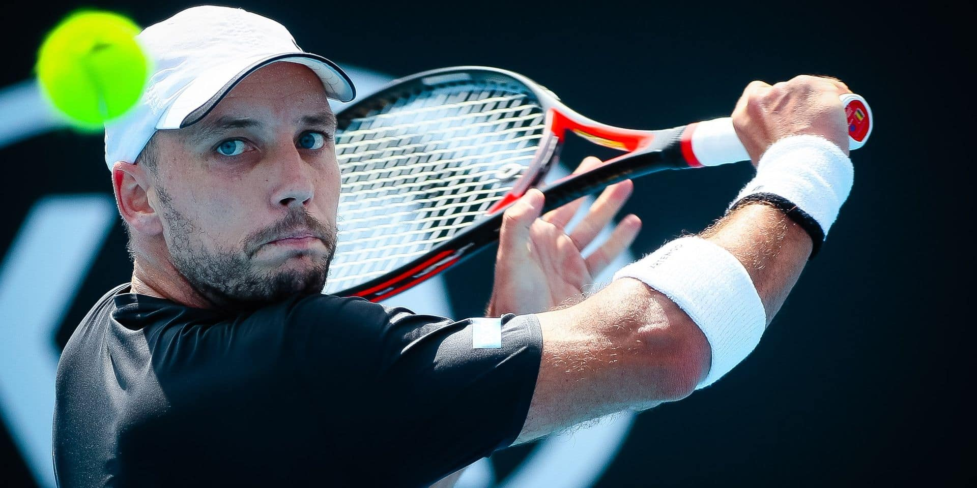 Steve Darcis va reprendre en tournoi à… Ciney