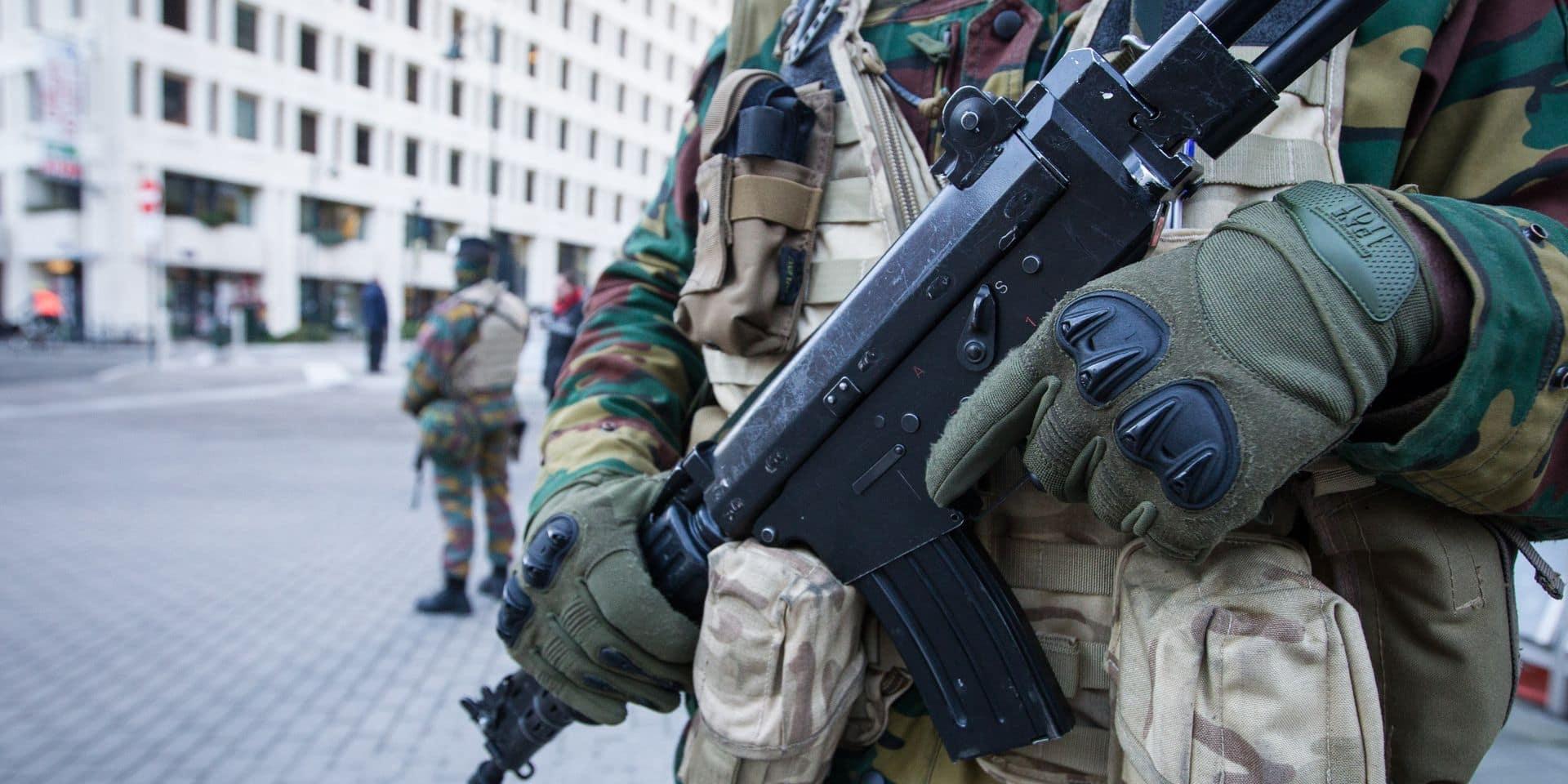 Des peines de travail requises pour des militaires après une bagarre avec des policiers à Louvain-la-Neuve